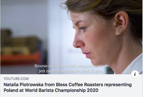 World of Coffee and World Barista Championship in Athens Greece 24-26 June 2021